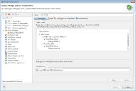 No Symbol Table Is Loaded Use The File Command Ds 5 Development Studio Getting Started With Arm Ds 5 Ce And