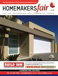 homemakersfair pretoria july 2016 by homemakers issuu