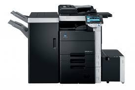 konica minolta bizhub c652 colour copier printer scanner