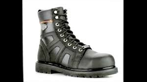 men u0027s harley davidson steel toe side zipper work boot d93177