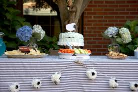lamb themed baby shower inspiration the diy lighthouse