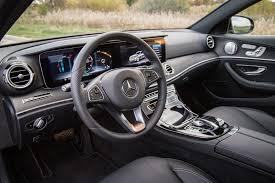 future mercedes interior review 2017 mercedes benz e 300 4matic canadian auto review