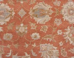 Lowes Area Rug Sale 55 Most Hunky Dory Orange Area Rugs Lowes With Floral Printed For