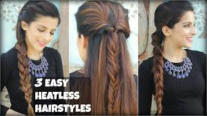 3 quick u0026 easy everyday braided hairstyles for medium to long hair