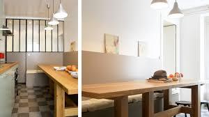 table cuisine sur mesure appartement 45m2 rue rodier julie delacommune