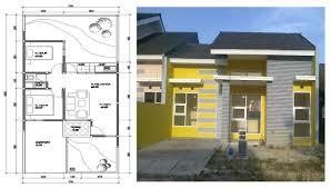 disain disain rumah sederhana minimalis