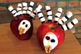 easy edible thanksgiving crafts themontecristos