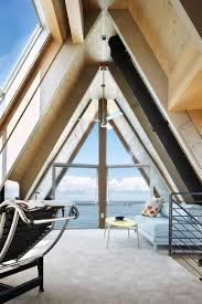 A Frame Home Modern Beach A Frame