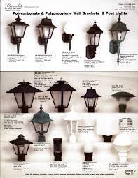 Dark Sky Outdoor Lighting Fixtures by Primelite Catalogs Primelite Manufacturing
