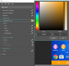 xperia theme creator kullanimi get started theme creator sony developer world