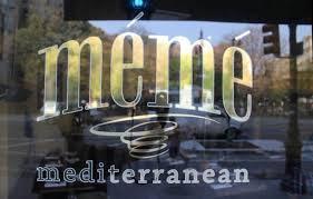Meme Mediterranean - meme mediterranean 581 hudson street new york ny restaurants