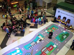 volkswagen philippines vw holds 2 day child safety initiative csi campaign in cebu