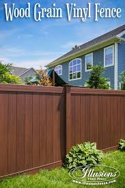 Privacy Fence Ideas For Backyard 17 Fence Ideas That Add Curb Appeal To Your Home Illusions Vinyl