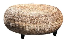 white wicker side table small round wicker side table side tables design