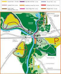 Buffalo Creek Trail Map Battelle Darby Creek Metro Park Maplets