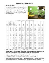 John Deere Planters by John Deere 71 Planter