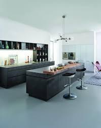 this tocco concrete a kitchen by leicht features fine concrete