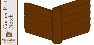 log cabin notches for beginners u2026 which corner notching system is