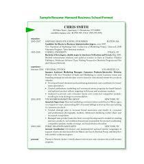 Mba Resume Template Harvard Resumemba Resume Template Resumes 2017 Mba Application