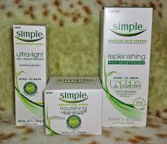 simple light moisturizer review welcome to daisy s reviews simple skincare review