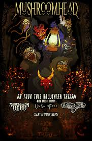 halloween images 2016 on tour this halloween season mushroomhead official