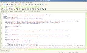 Home Blue Fish Bluefish U0026 Nvu Vs Dreamweaver A Linux Web Publishing Brief