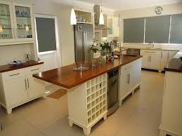 innovative ideas for freestanding kitchen island design stand