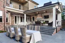 Outdoor Areas by Outdoor Areas