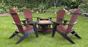 Adirondack Outdoor Furniture Four Seasons Furnishings Amish Made Furniture Folds Up For Easy