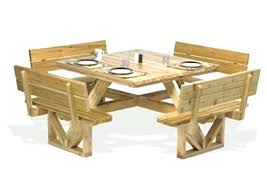 folding picnic table bench plans pdf free picnic table plans garden bench table picnic table and bench