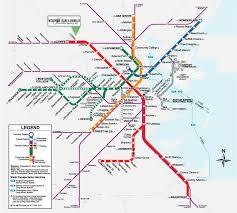 map of boston subway 13 best subway maps images on subway map