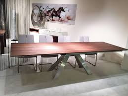 venjakob et664 dining table with easy front slide extension