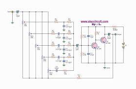 Led Blinking Circuit Diagram Pg1n U0027s Ham Radio Site Transistors Bc Serie Bc548
