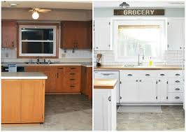 before and after kitchen cabinets whitewash kitchen cabinets before after kitchen design ideas