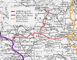 map of rothbury morpeth rothbury branches