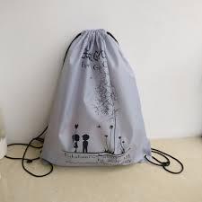 sac en toile personnalisable achetez en gros personnalis u0026eacute sac de cordon en ligne à des