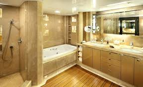 rustic bathroom decor sets beautiful and practical lining in using