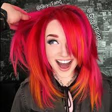 red hair female pubes best 25 orange and pink hair ideas on pinterest crazy colour