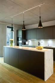 Kitchen Lighting Track New Track Lighting Hanging Pendants An Easy Kitchen Update With
