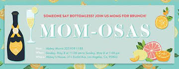 birthday brunch invitation invitations free ecards and party planning ideas from evite