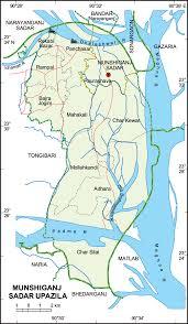 Map Of Bangladesh The Bangladesh Network