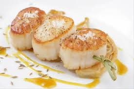 cuisiner st jacques recette de brochette de jacques fenouil au miel et à l orange