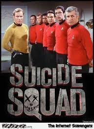 Funny Star Trek Memes - funny star trek suicide squad meme pmslweb