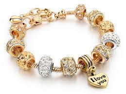 s day charm bracelet 56 day charm bracelets valentines day gift couples