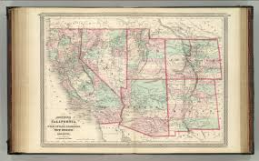 Colorado New Mexico Map by California Utah Nevada Colorado New Mexico And Arizona