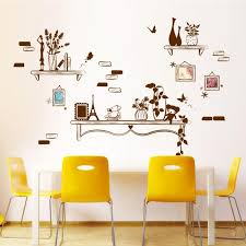Well Proportioned Picture Frames Wall Art Decal Sticker Living