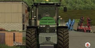 john deere tractor game 8335r john deere tractor john deere l la new holland t6 john deere john deere 8r series beta for ls 2017 farming simulator 2017 fs ls mod