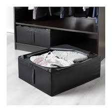 amazon com ikea skubb underbed storage box black 2 pack home