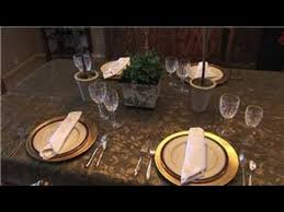 home decorating how to decorate a dining table youtube