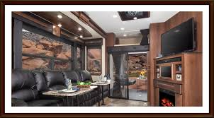 5th wheel with living room in front front living room fifth wheel toy hauler front living room fifth